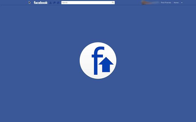 Facebook TopScroller 0.2 - Μετακινηθείτε στην κορυφή σε κάθε σελίδα στο Facebook με ένα κλικ. Unname10