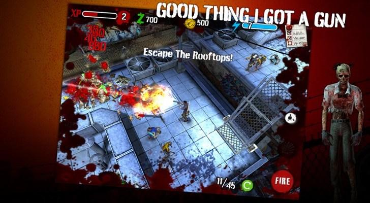 Zombie HQ Zombie10