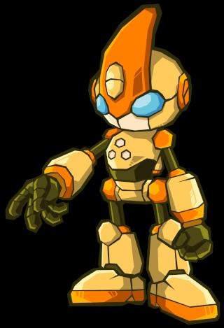 Robot Vs Goku and Gohan  Char_e10