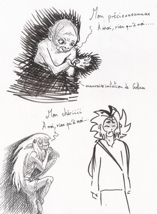 Réaction aux fics d'Oragie - Page 4 Gollum10