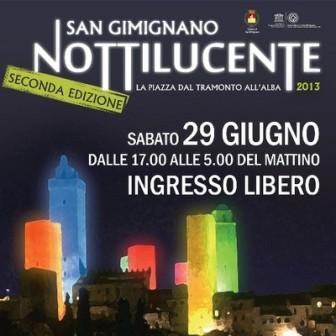 29/06 S.Gimignano Notte Lucente Loc_nl10