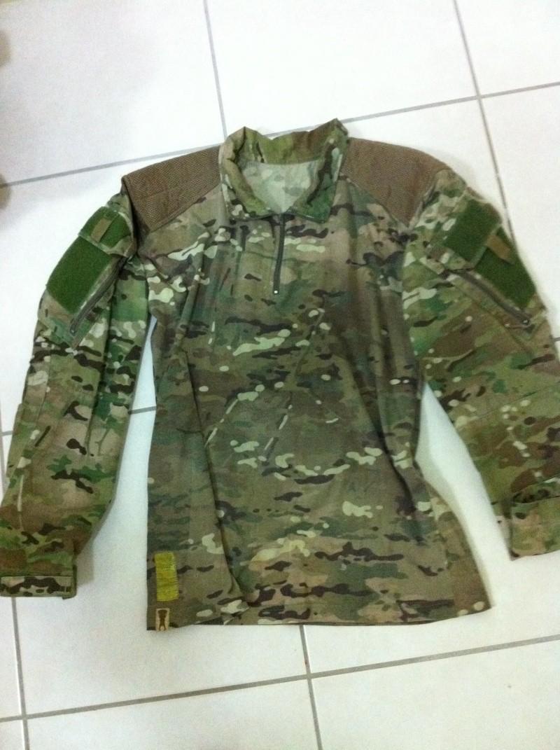 New Zealand SAS multicam trail shirt Camof_11