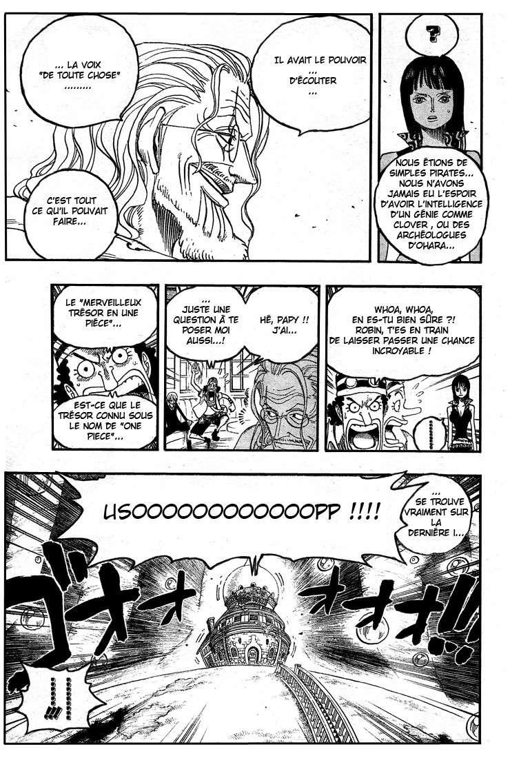 Monkey D Luffy as t'il le même pouvoir que Gol D Roger ? (risque de spoil) One_pi11