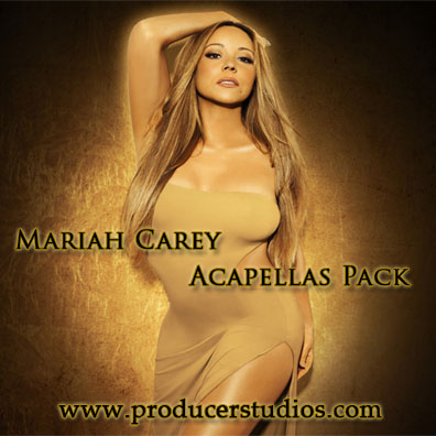 Acapellas Mariah Carey Pack