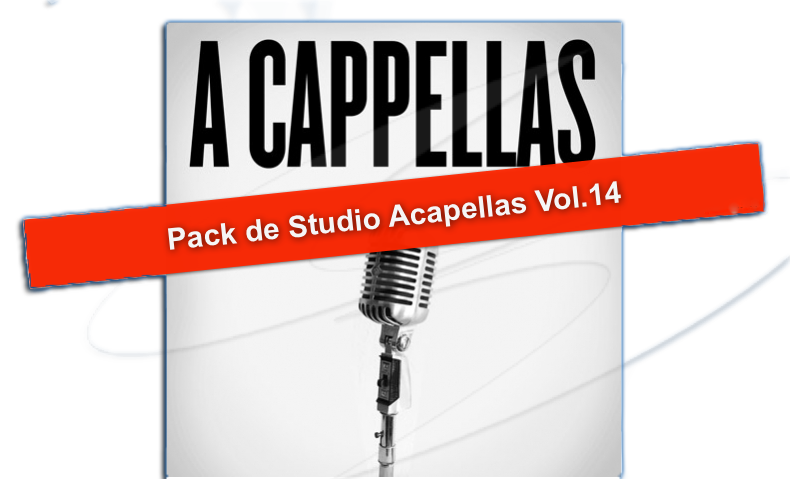 Acapellas Studio Pack 14