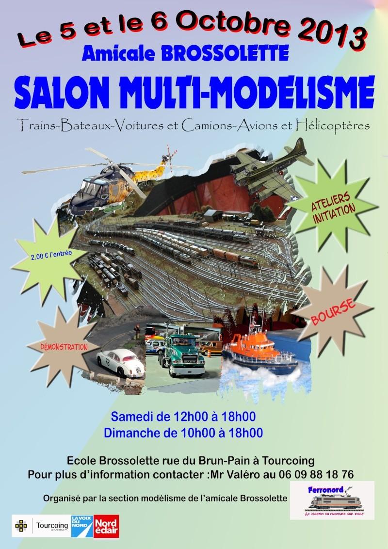 Exposition multimodélise à Toucoing (59 nord) Affich10