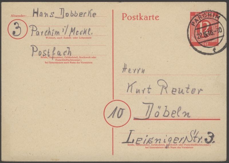 Mecklenburg - Vorpommern (OPD Schwerin) -Sowjetische Besatzungszone - Seite 6 Meckle11