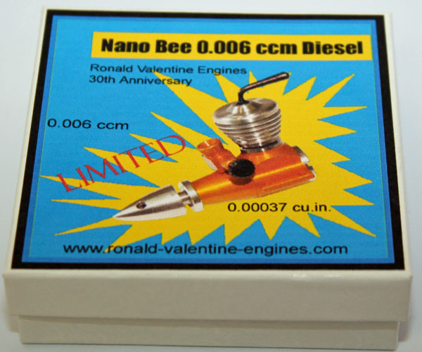 The smallest engine in the world Nano_b12