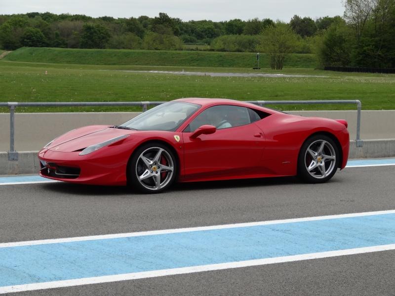 Stage de conduite en Ferrari 458 Italia Dsc00813