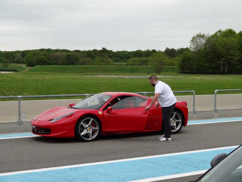 Stage de conduite en Ferrari 458 Italia Dsc00821