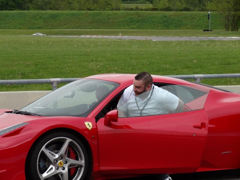 Stage de conduite en Ferrari 458 Italia Dsc00822