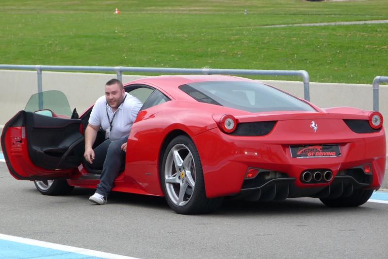Stage de conduite en Ferrari 458 Italia P1030210