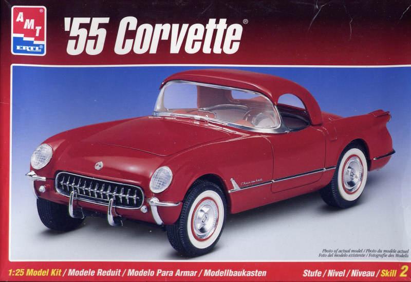 Recherche kit Corvette.... 1955_c10