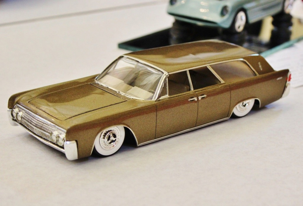 Lincoln Continental 1965.... Ea764210
