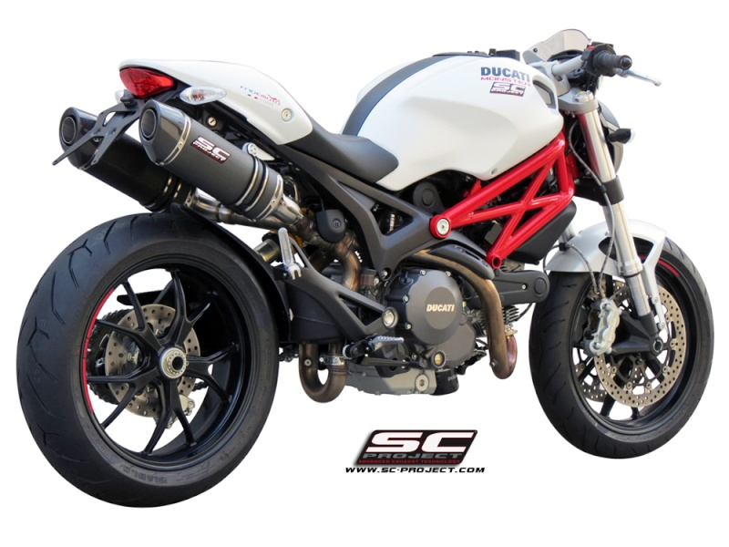 Quels pots pou run 796 ABS Rouge? Ducati13