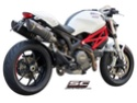 Quels pots pou run 796 ABS Rouge? Ducati12