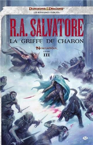SALVATORE R.A - NEVERWINTER - Tome 3: La griffe de charon Griffe10