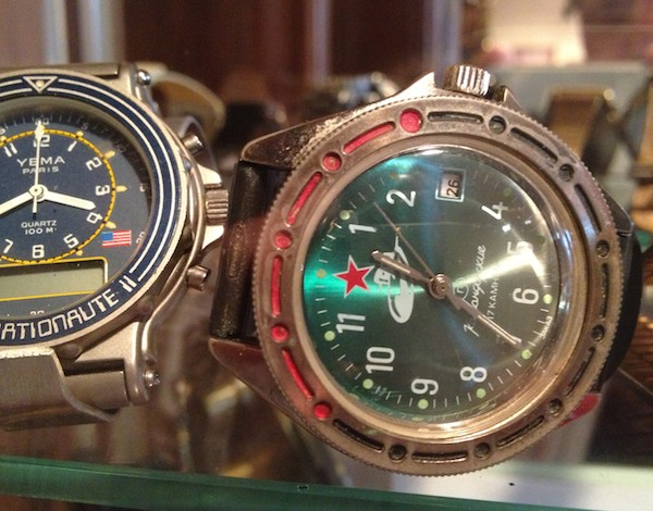Fake or not Fake VOSTOK KOMANDIRSKIE 221010