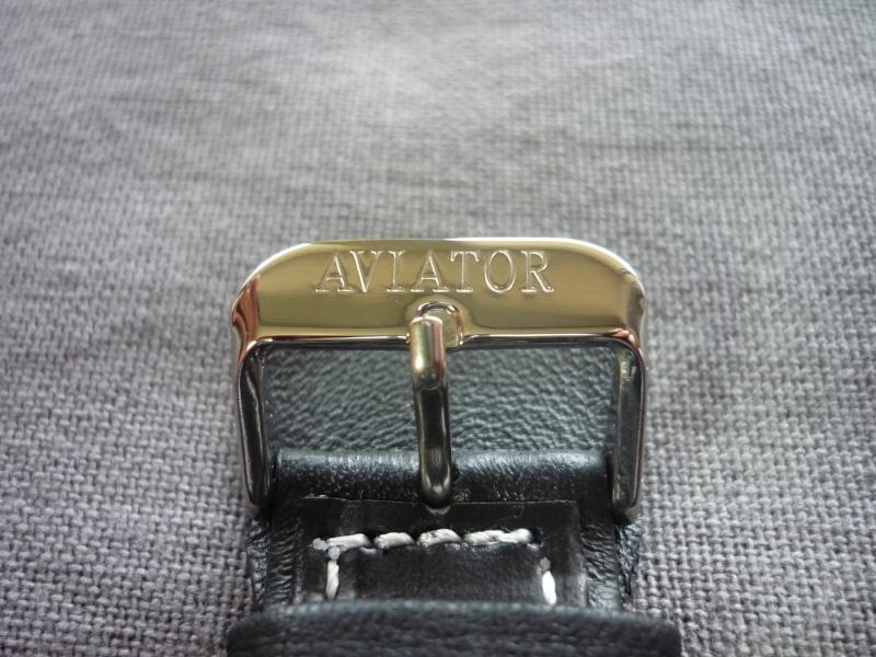 [Vendu] bracelet cuir Aviator neuf P1070412