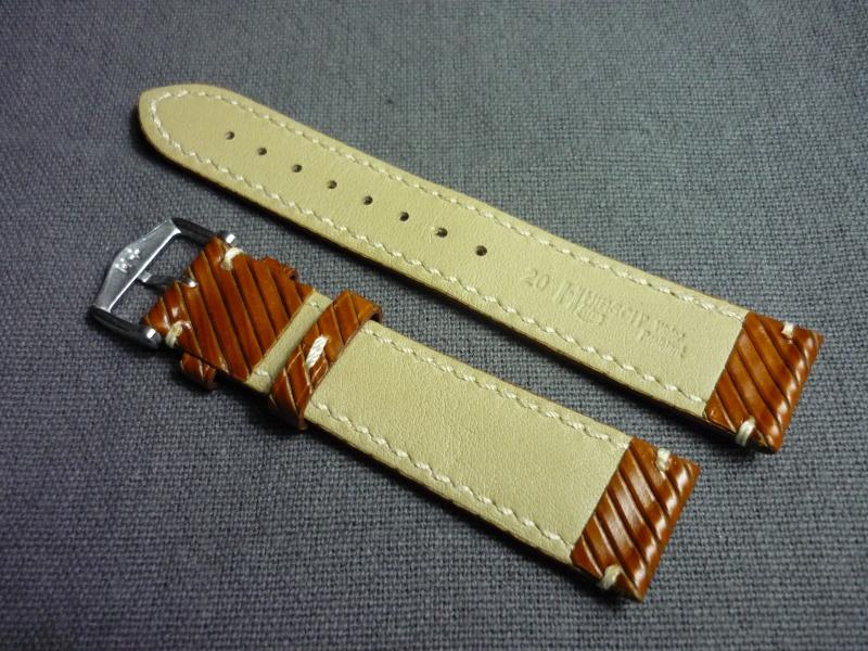 [Vendu] bracelet Hirsch Rivetta P1100717