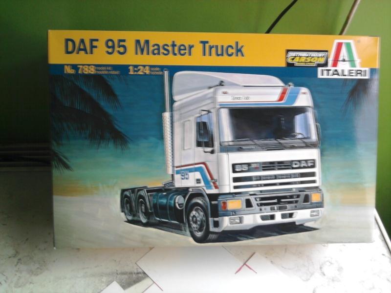 DAF 95 Master Truck 1:24 Foto0415