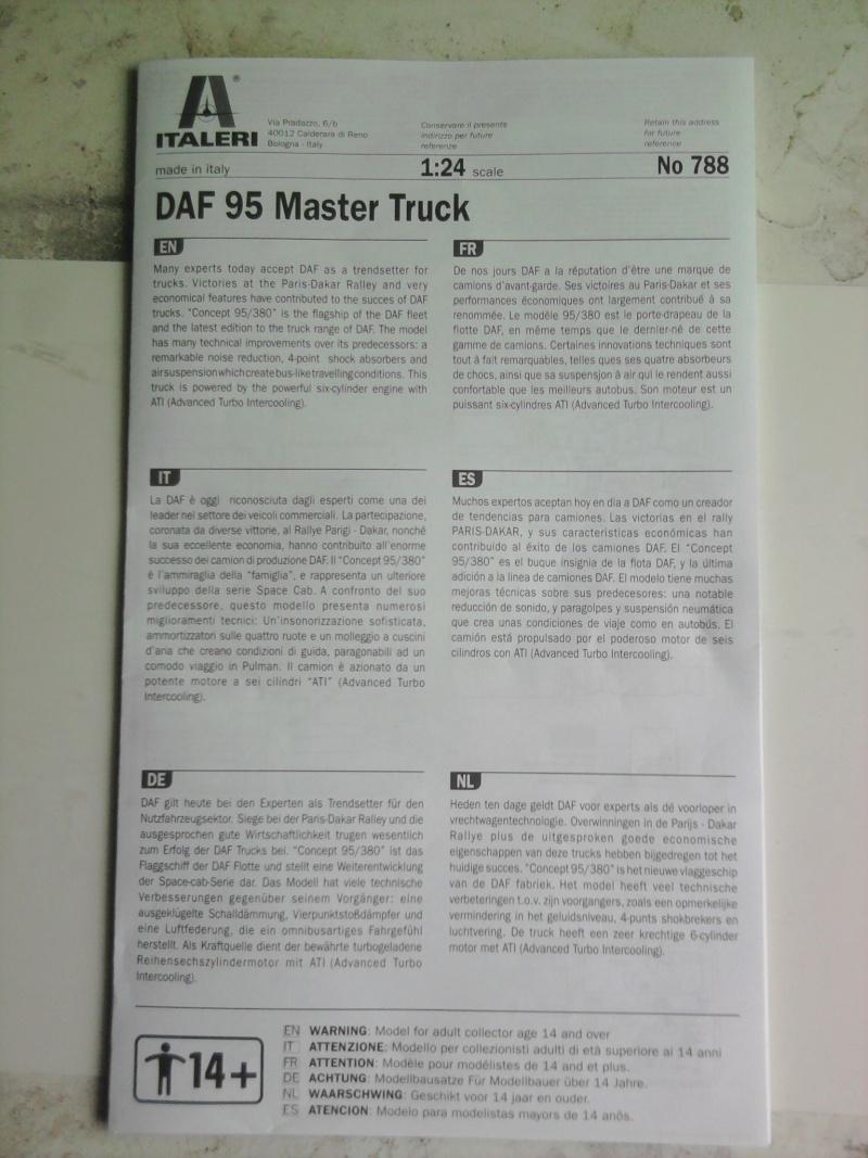 DAF 95 Master Truck 1:24 Foto0416