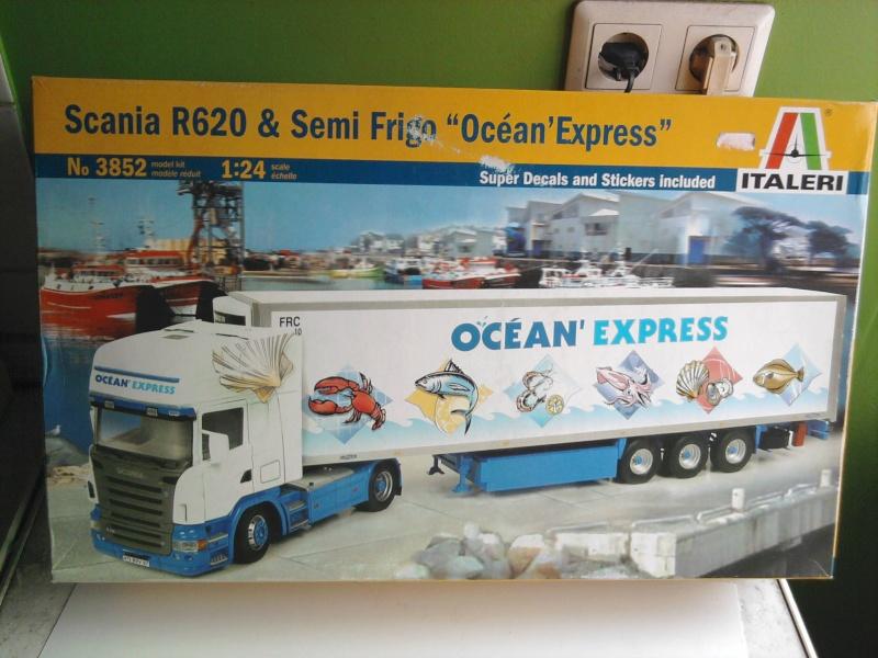 "Scania R620 ""Ocean Express"" 1:24 Foto0439"