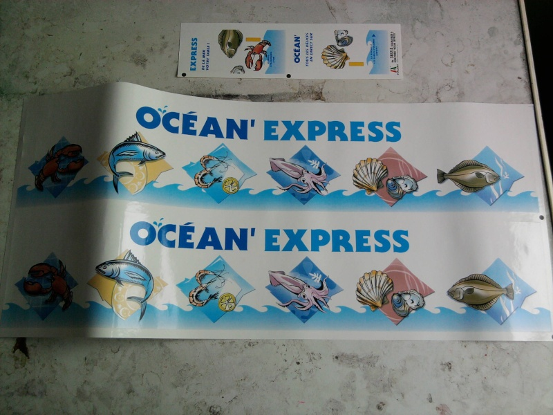 "Scania R620 ""Ocean Express"" 1:24 Foto0448"