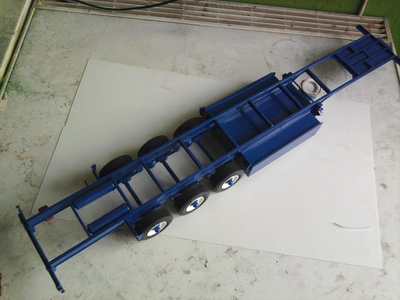 Langzeit Projekt Scania Longliner 1:24  Foto0515