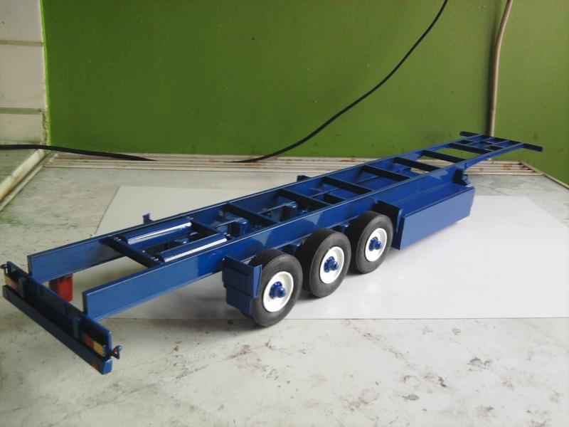 Langzeit Projekt Scania Longliner 1:24  Foto0516