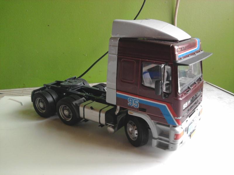 DAF Master Truck 1:24 Foto0517