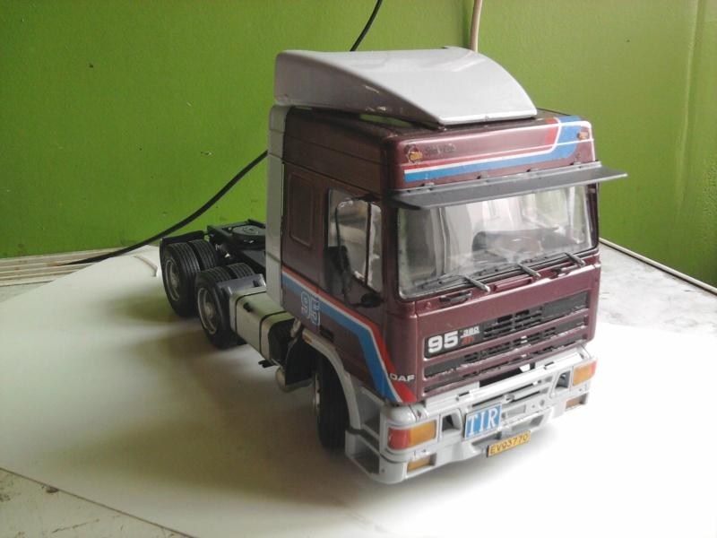 DAF Master Truck 1:24 Foto0518