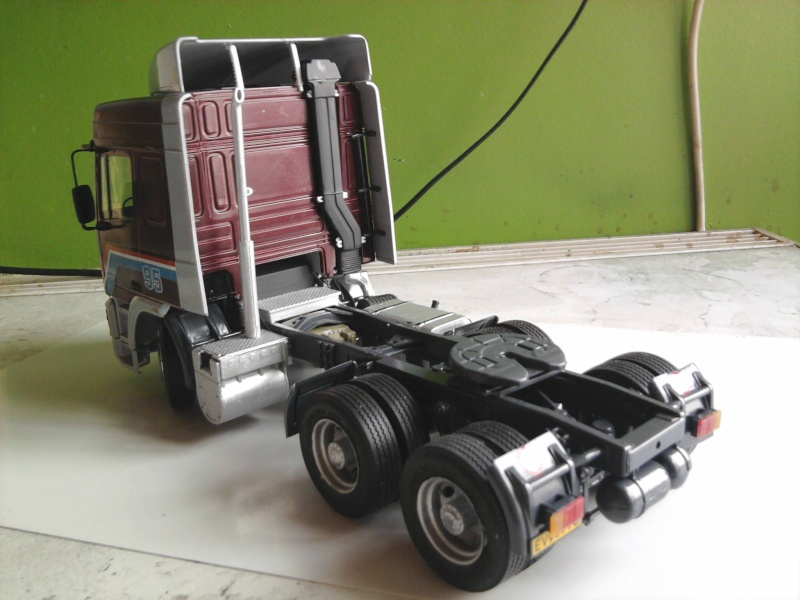 DAF Master Truck 1:24 Foto0519