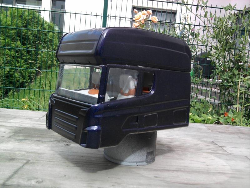 Langzeit Projekt Scania Longliner 1:24  Foto0553