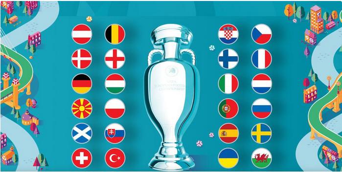 FOOTBALL CHAMPIONNAT D'EUROPE 2020-2021 Cap11189