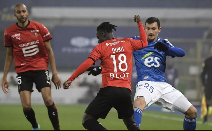 Championnat de France de football LIGUE 1 2020 -2021 Cap11236