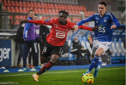 Championnat de France de football LIGUE 1 2020 -2021 Cap11238