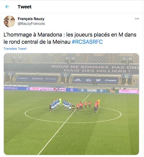 Championnat de France de football LIGUE 1 2020 -2021 Cap11240
