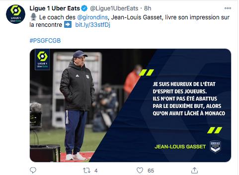 Championnat de France de football LIGUE 1 2020 -2021 Cap11261