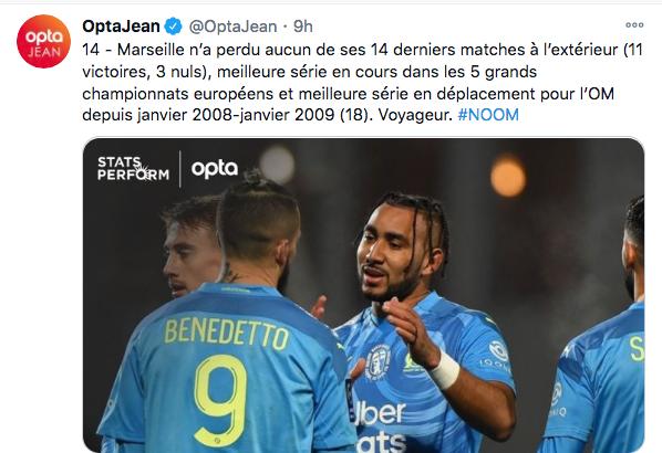 Championnat de France de football LIGUE 1 2020 -2021 Cap11357