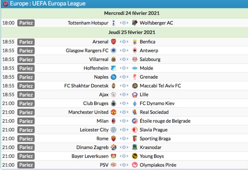 LIGUE EUROPA 2020-2021 - Page 3 Cap12346