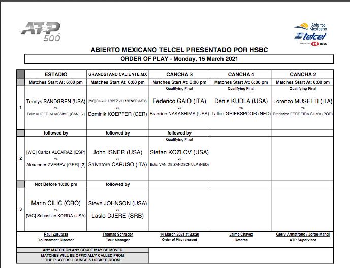 ATP ACAPULCO 2021 - Page 2 Cap12659