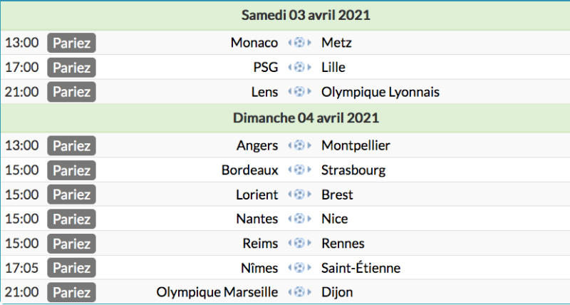 Championnat de France de football LIGUE 1 2020 -2021 - Page 16 Cap13053