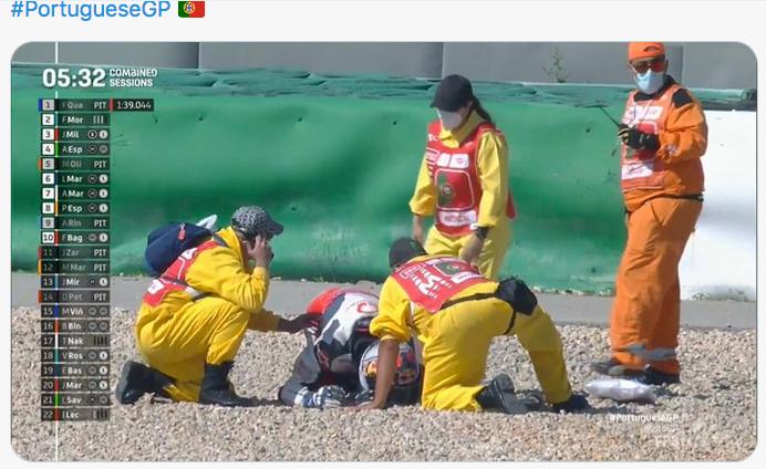 MOTO Grand Prix 888 du Portugal 2021 Cap13487