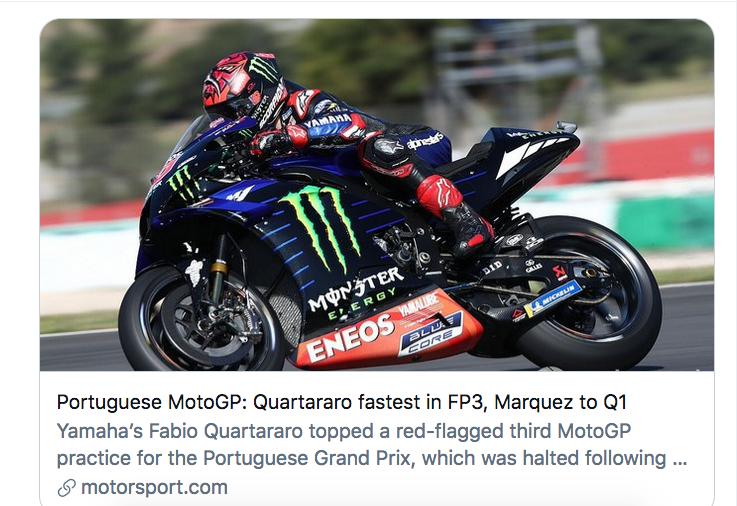 MOTO Grand Prix 888 du Portugal 2021 Cap13489