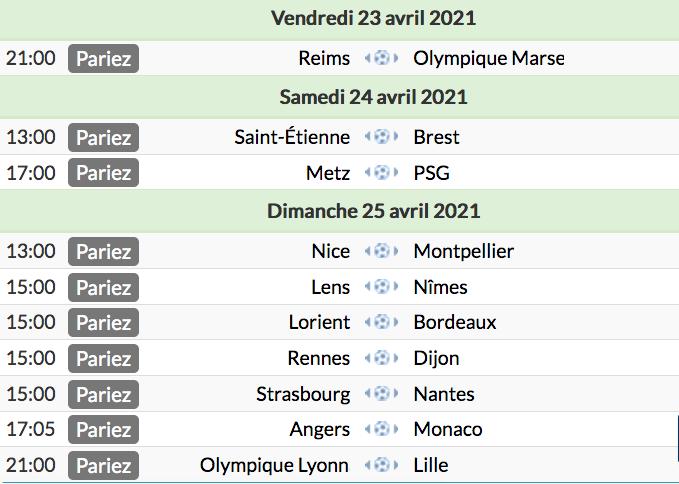 Championnat de France de football LIGUE 1 2020 -2021 - Page 19 Cap13619