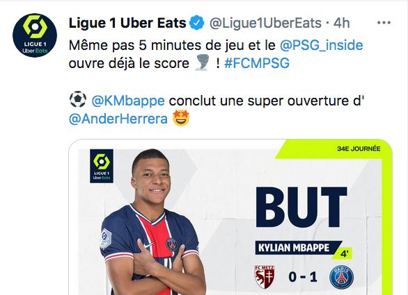Championnat de France de football LIGUE 1 2020 -2021 - Page 19 Cap13696