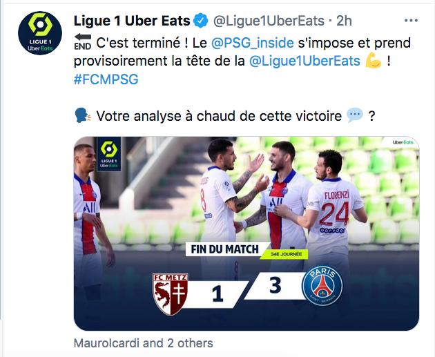 Championnat de France de football LIGUE 1 2020 -2021 - Page 19 Cap13701