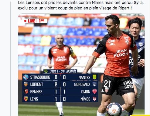 Championnat de France de football LIGUE 1 2020 -2021 - Page 20 Cap13718