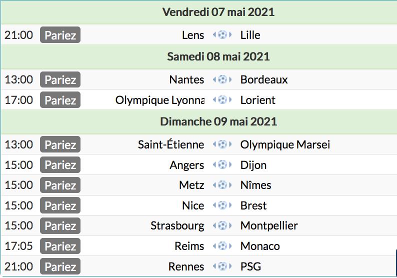 Championnat de France de football LIGUE 1 2020 -2021 - Page 21 Cap13877